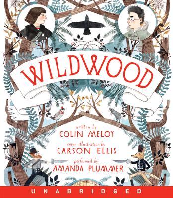 Cover for Wildwood CD (Wildwood Chronicles #3)