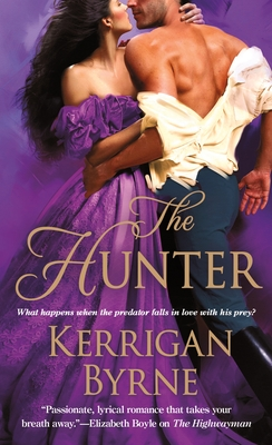 The Hunter (Victorian Rebels #2) Cover Image