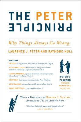 Cover for The Peter Principle