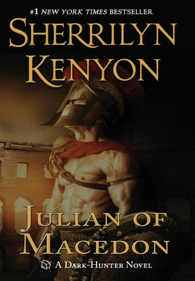 Julian of Macedon (Dark-Hunters #1) Cover Image