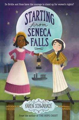 Cover for Starting from Seneca Falls
