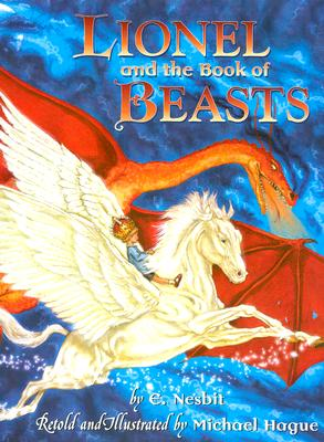 Lionel and the Book of Beasts Cover