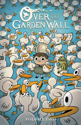 Over the Garden Wall Vol. 2 Cover Image