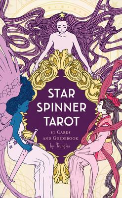 Star Spinner Tarot: (Inclusive, Diverse, LGBTQ Deck of Tarot Cards, Modern Version of Classic Tarot Mysticism)