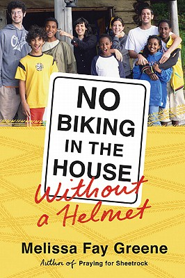 No Biking in the House Without a Helmet Cover