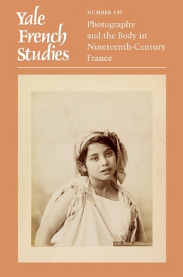 Cover for Yale French Studies, Number 139
