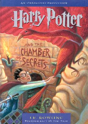 Harry Potter and the Chamber of Secrets Cover Image