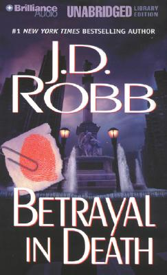 Betrayal in Death Cover Image