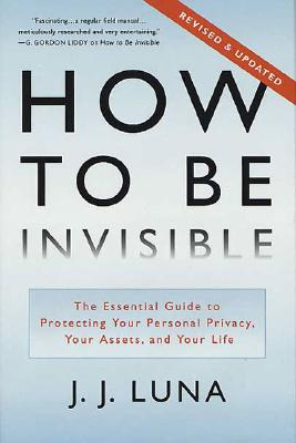How to Be Invisible Cover