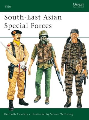 South-East Asian Special Forces Cover
