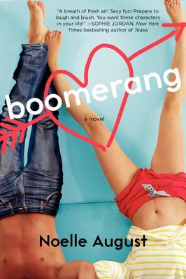 Boomerang: A Boomerang Novel Cover Image