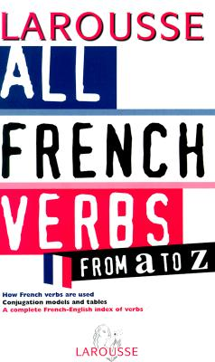 All French Verbs From A to Z Cover Image