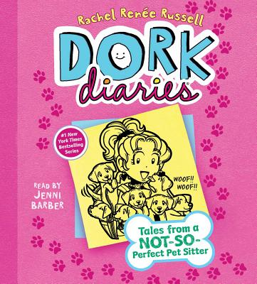 Dork Diaries 10: Tales from a Not-So-Perfect Pet Sitter Cover Image