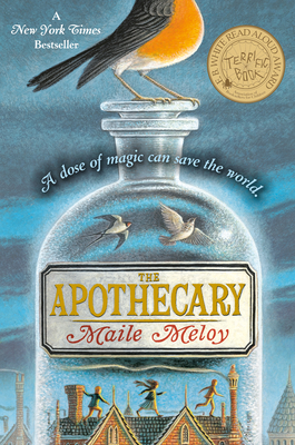 The Apothecary (The Apothecary Series #1) cover