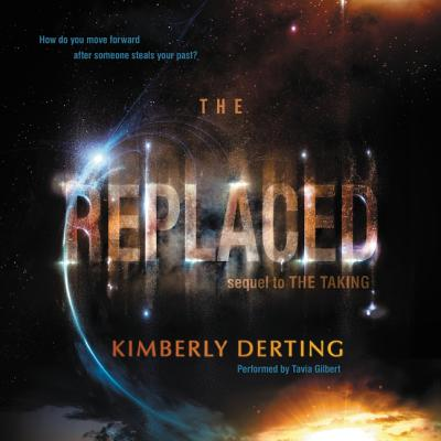 The Replaced Lib/E (Taking Trilogy #2) Cover Image