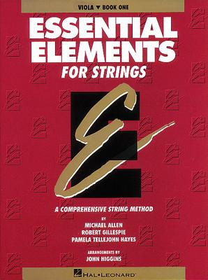Essential Elements for Strings - Book 1 (Original Series): Viola Cover Image
