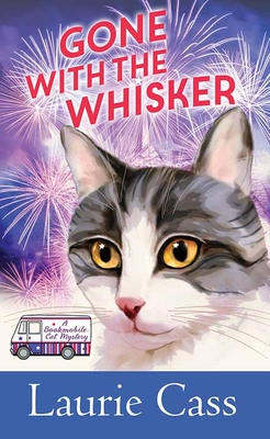 Gone with the Whisker: A Bookmobile Cat Mystery Cover Image