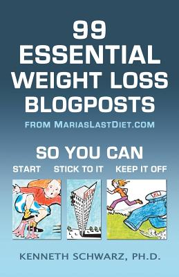 99 Essential Weight Loss Blogposts Cover