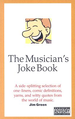 The Musician's Joke Book Cover Image