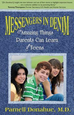 Messengers in Denim Cover