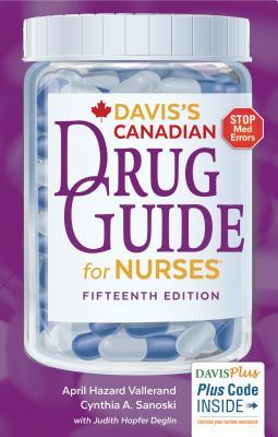 Davis's Drug Guide for Nurses Canadian Version Cover Image