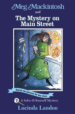 Meg Mackintosh and the Mystery on Main Street Cover