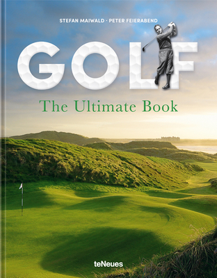 Golf: The Ultimate Book Cover Image