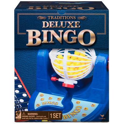 Traditions Deluxe Plastic Bingo Cage Cover Image