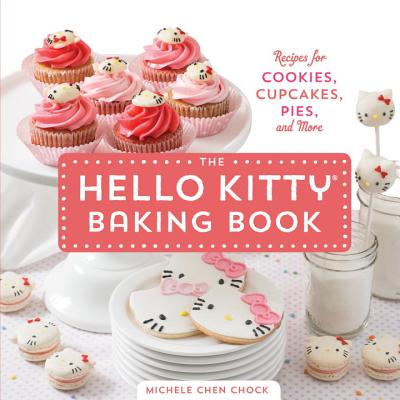 The Hello Kitty Baking Book Cover