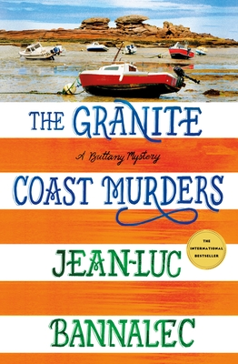 The Granite Coast Murders: A Brittany Mystery (Brittany Mystery Series #6) Cover Image