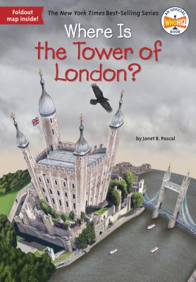 Where Is the Tower of London? (Where Is?) Cover Image