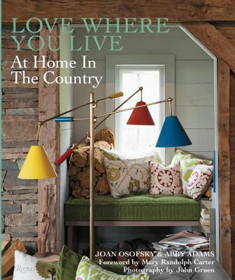 Love Where You Live: At Home in the Country Cover Image