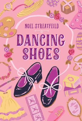 Dancing Shoes (The Shoe Books) Cover Image