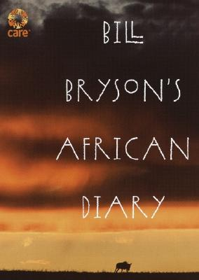 Bill Bryson's African Diary cover image