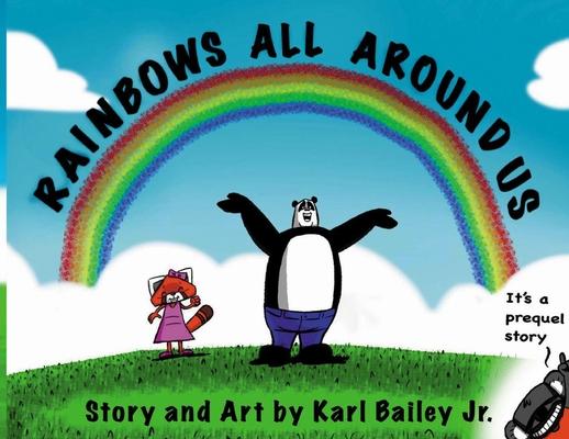 Rainbows All Around Us Cover Image