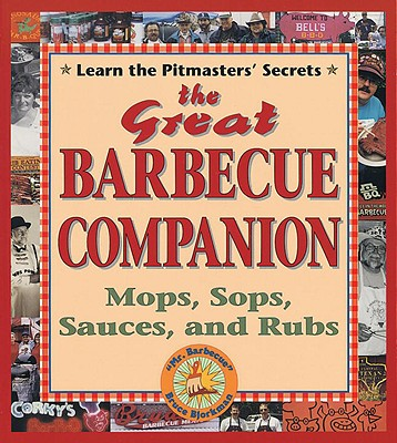 The Great Barbecue Companion Cover