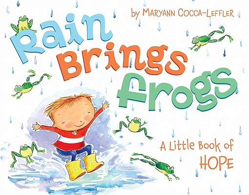 Rain Brings Frogs Cover