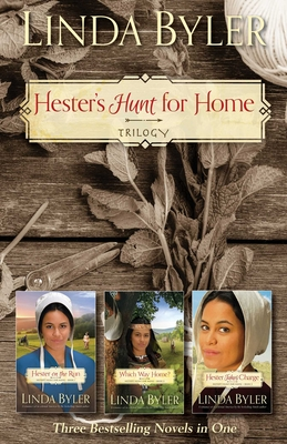 Hester's Hunt for Home Trilogy: Three Bestselling Novels in One Cover Image