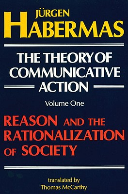 The Theory of Communicative Action Cover