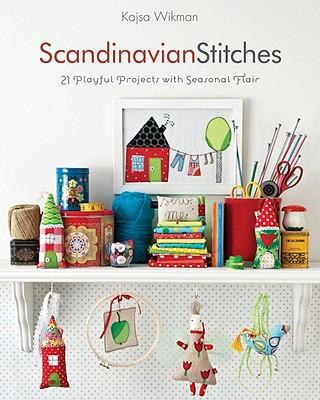 Scandinavian Stitches Cover
