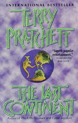 The Last Continent Cover Image