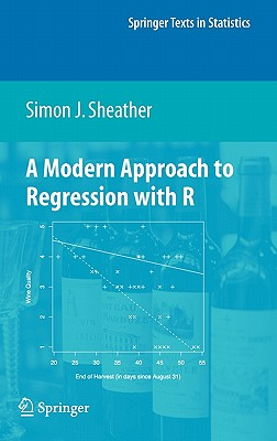 A Modern Approach to Regression with R (Springer Texts in Statistics) Cover Image