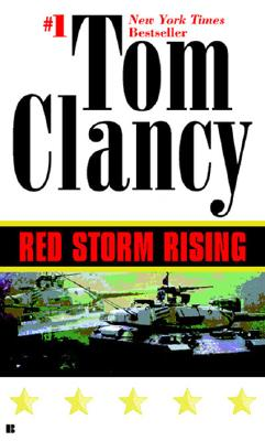 Red Storm Rising Cover Image