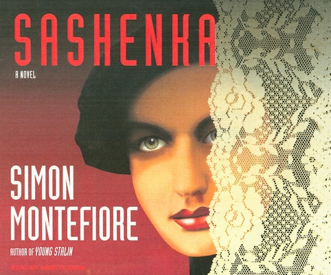 Sashenka Cover