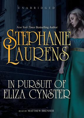 In Pursuit of Eliza Cynster: A Cynster Novel Cover Image