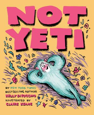 Not Yeti Cover Image
