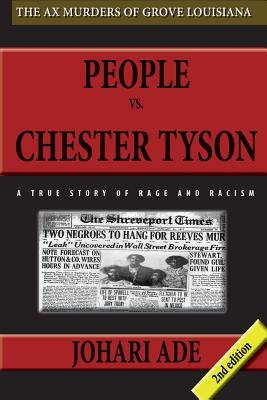 People Vs Chester Tyson Cover Image