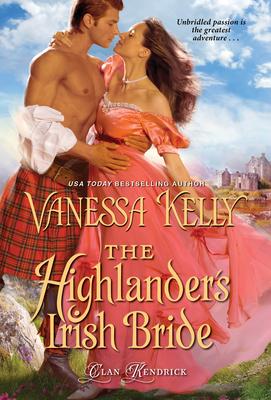 The Highlander's Irish Bride Cover Image