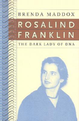 Cover for Rosalind Franklin