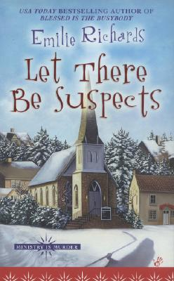 Let There Be Suspects (Ministry is Murder #2) Cover Image